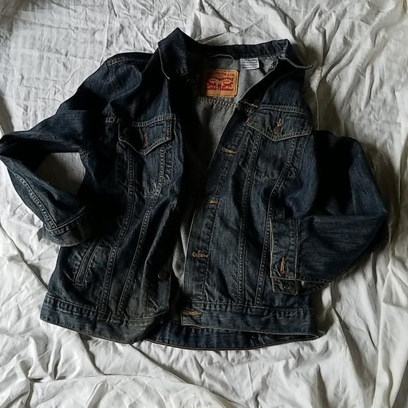 Levi tucker denim jacket